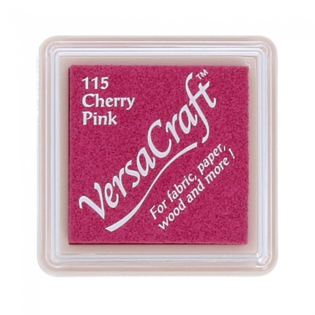 Tinta VersaCraft Mini Cherry Pink