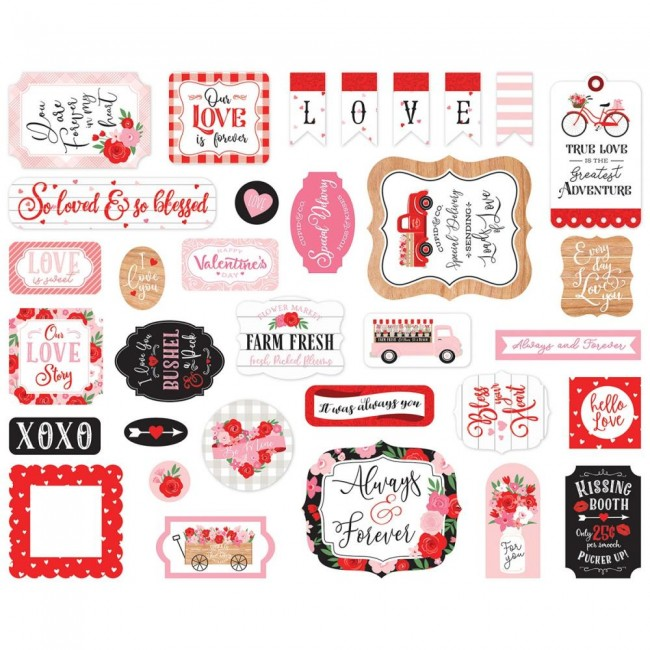 Die Cuts Cupid and Co Icons