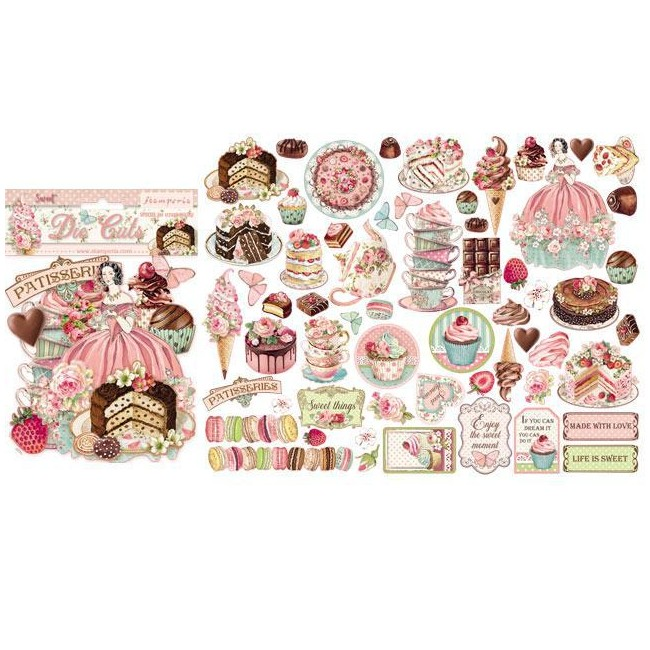 Die Cuts Sweety