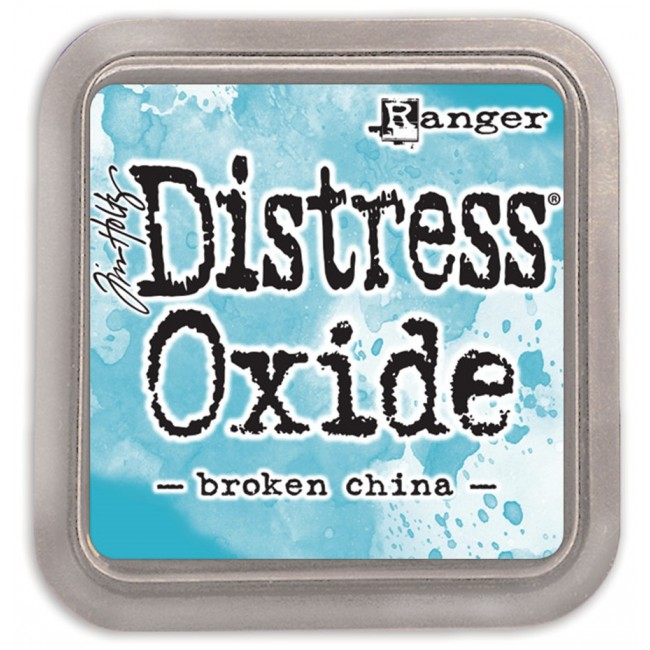 Tinta Distress Oxide Ink - Broken China