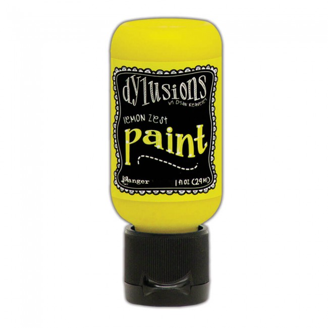 Pintura Acrílica Dylusions Mini 29ml Lemon Zest