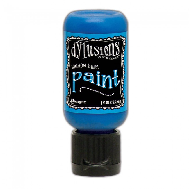 Pintura Acrílica Dylusions Mini 29ml London Blue
