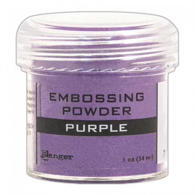 Polvos de Embossing Purple