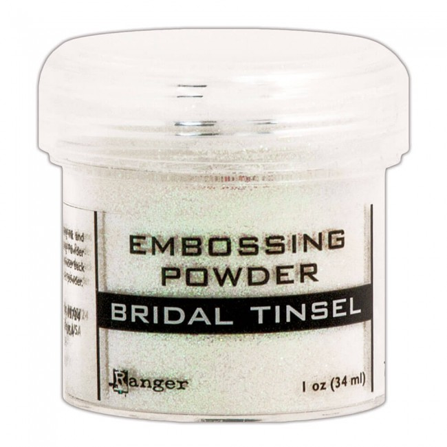 Polvos de Embossing Bridal Tinsel