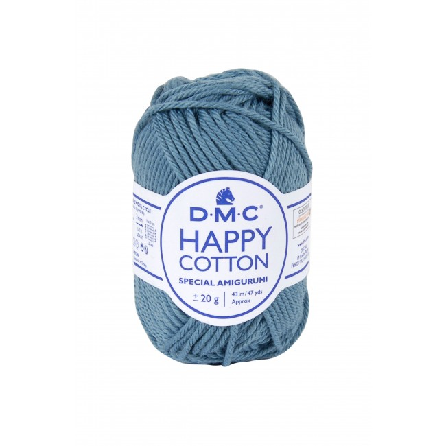 Hilo amigurumis de algodón DMC Happy Cotton 750