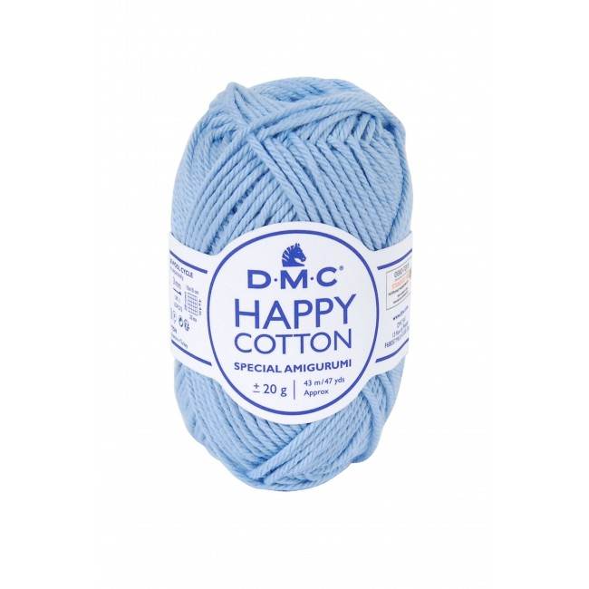 Hilo amigurumis de algodón DMC Happy Cotton 751