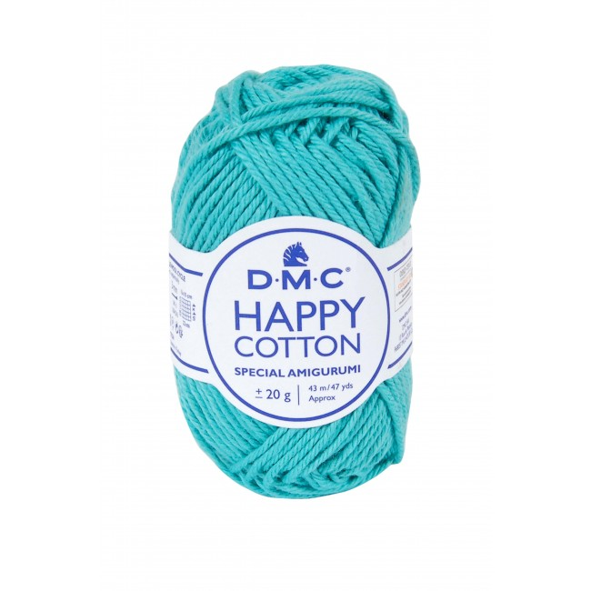 Hilo para amigurumis de algodón DMC Happy Cotton 784