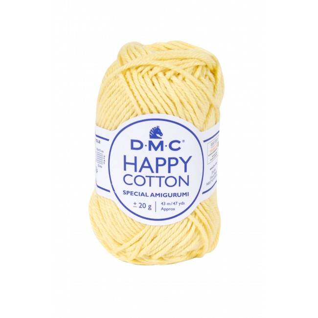 Hilo para amigurumis de algodón DMC Happy Cotton 787