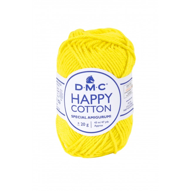 Hilo amigurumis de algodón DMC Happy Cotton 788
