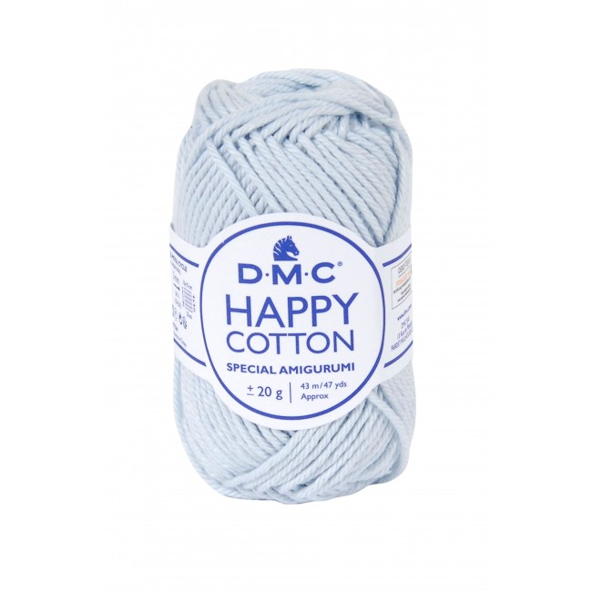 Hilo amigurumis de algodón DMC Happy Cotton 796