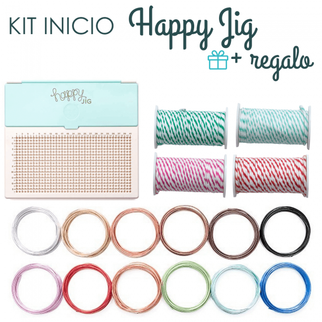 Kit Iniciación Happy Jig