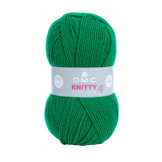 Lana acrílica DMC Knitty 4 Just Knitting 100 g 916