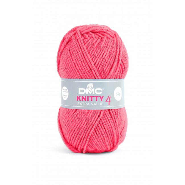 Lana acrílica DMC Knitty 4 Just Knitting 50 g 688
