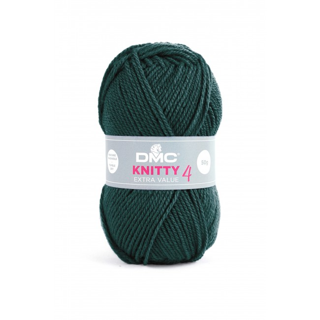 Lana acrílica DMC Knitty 4 Just Knitting 50 g 691