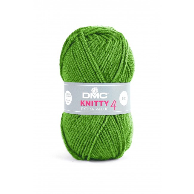 Lana acrílica DMC Knitty 4 Just Knitting 50 g 699