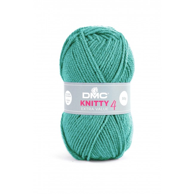 Lana acrílica DMC Knitty 4 Just Knitting 50 g 727