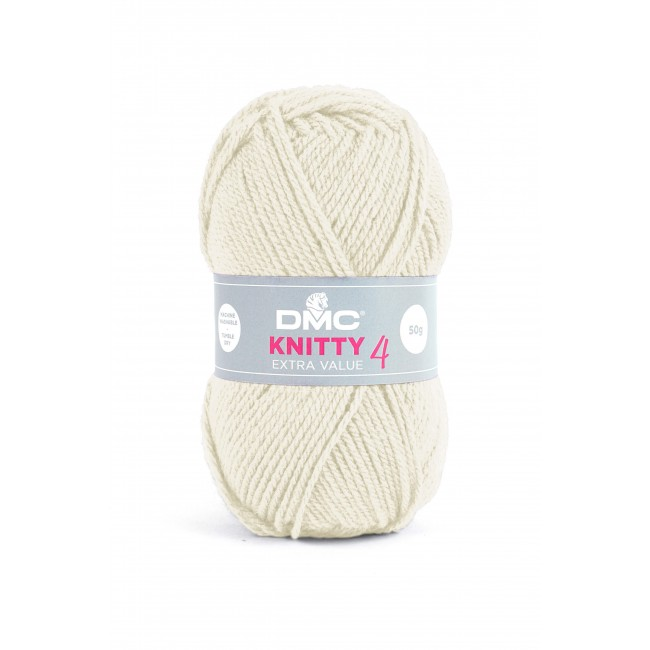 Lana acrílica DMC Knitty 4 Just Knitting 50 g 812