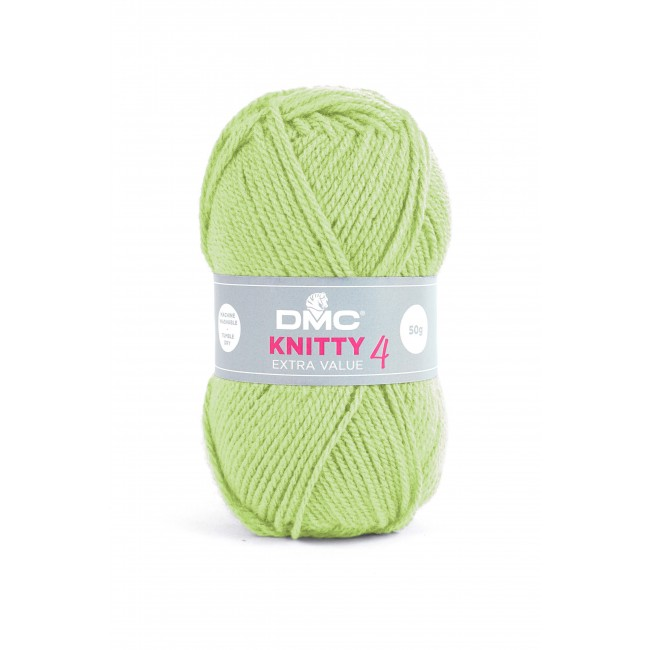 Lana acrílica DMC Knitty 4 Just Knitting 50 g 882