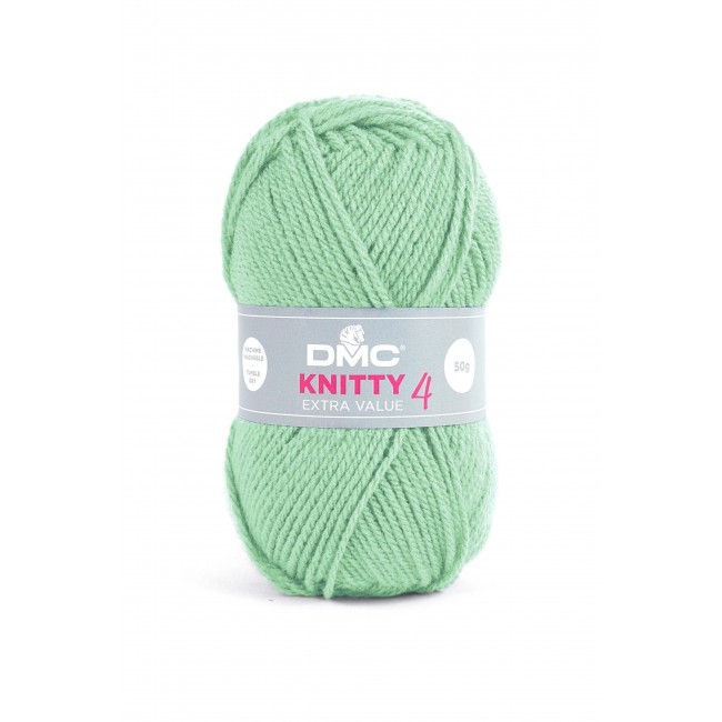 Lana acrílica DMC Knitty 4 Just Knitting 50 g 956