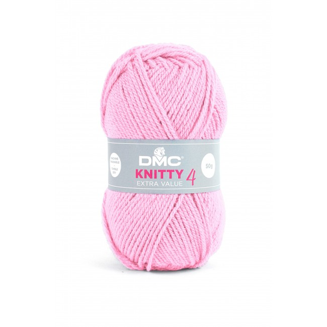 Lana acrílica DMC Knitty 4 Just Knitting 50 g 958