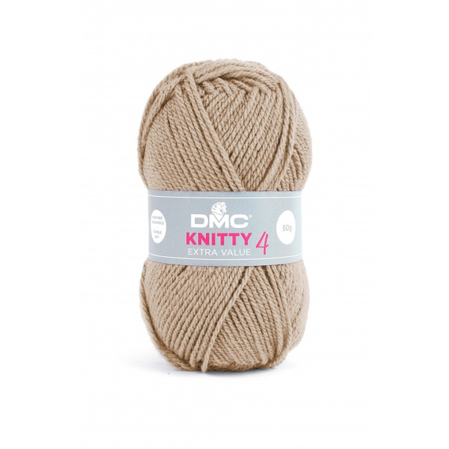 Lana acrílica DMC Knitty 4 Just Knitting 50 g 964