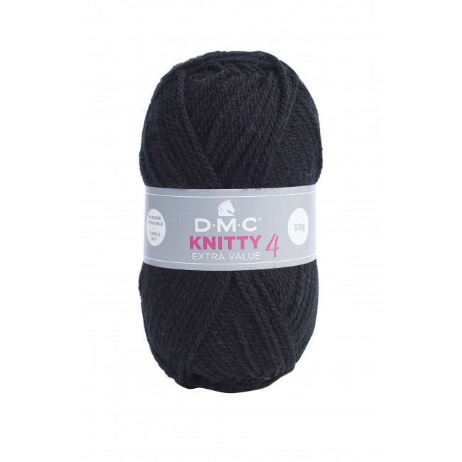 Lana acrílica DMC Knitty 4 Just Knitting 50 g 965