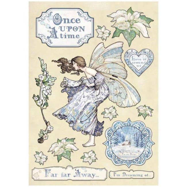 Maderitas Winter Tales Once Upon a Time
