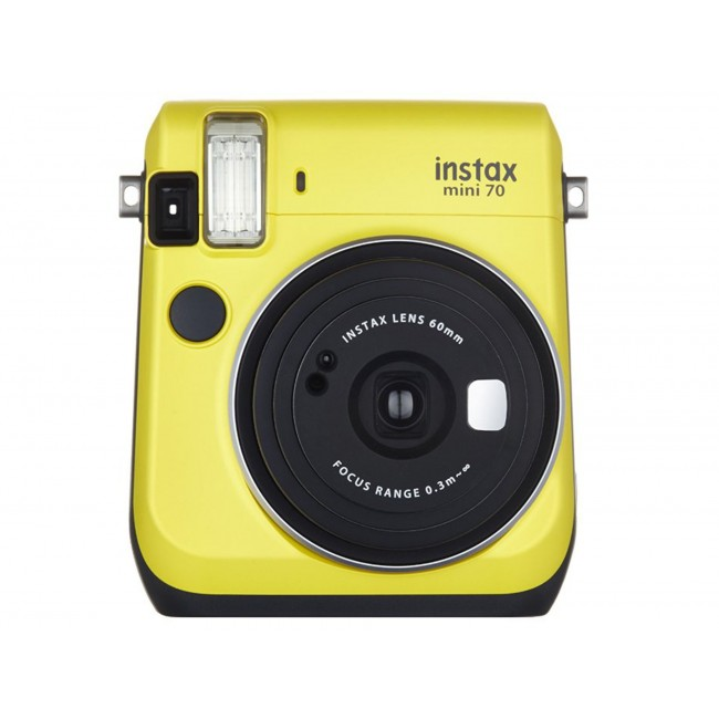 Cámara Fujifilm Instax Mini 70 Canary Yellow