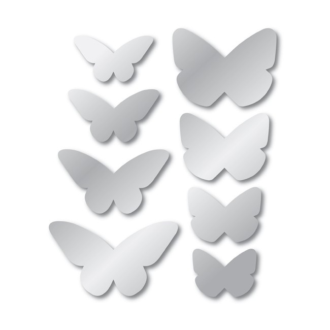 Butterflies Acylic Mirrors  30% DESCUENTO