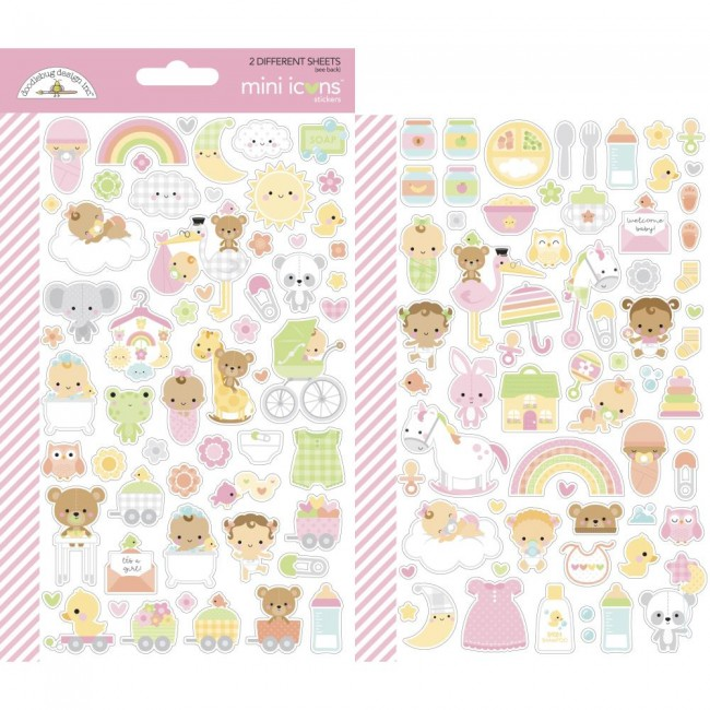 Pegatinas Bundle Of Joy DO Icons