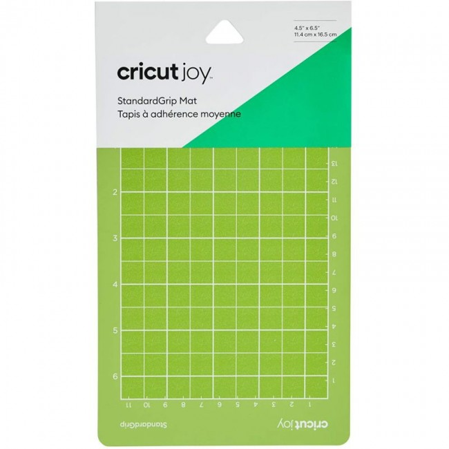 Base de corte Cricut Joy Adhesivo Normal 6,5""