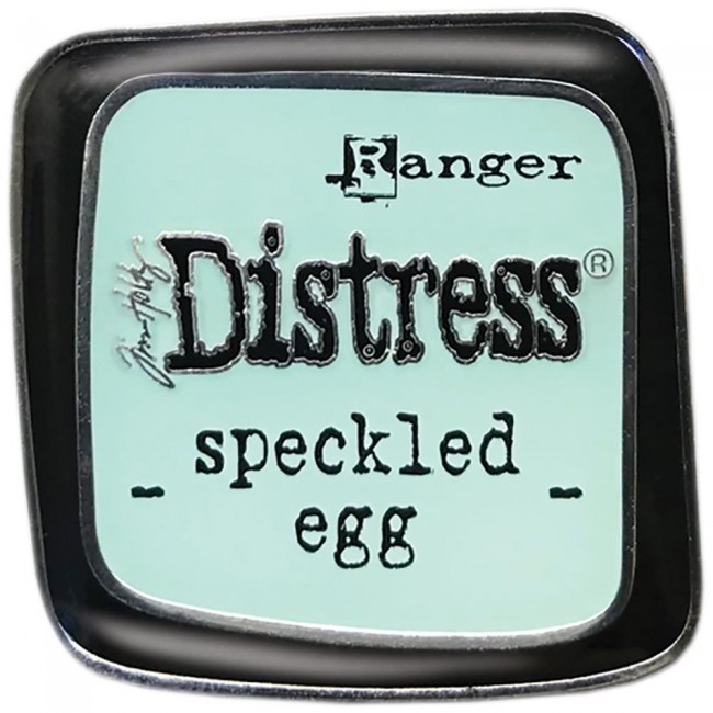 Pin Distress Ink Speckled Egg