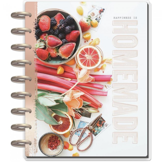 Planificador Mediano Happy Planner Happiness Is Homeade