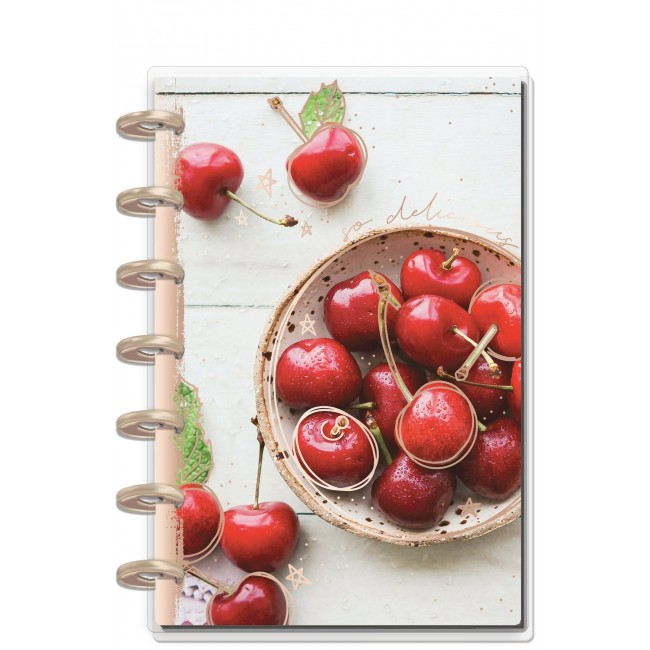 Planificador Mini Happy Planner Perpetuo Recipe Bo