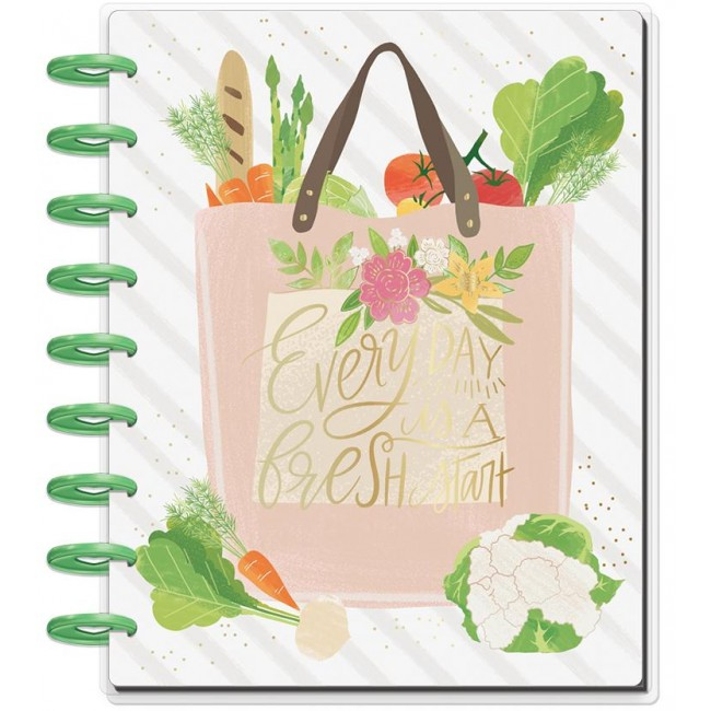 Planificador Mediano Happy Planner Create 365 Recipe (Perpetuo)