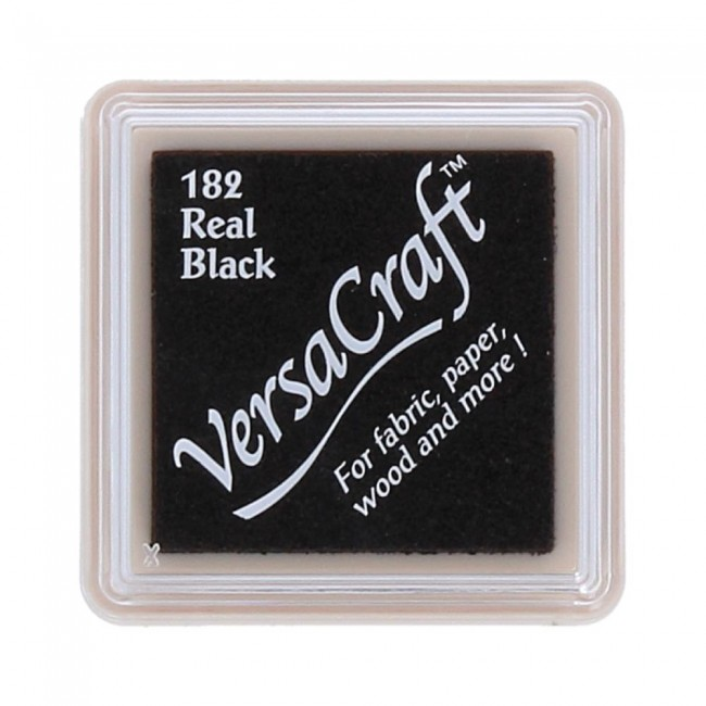 Tinta VersaCraft Mini Real Black