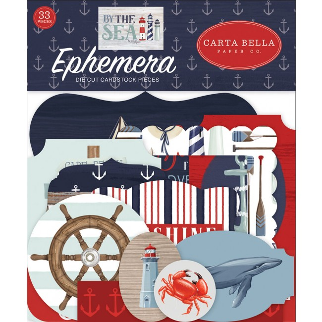 Die Cuts By The Sea Icons