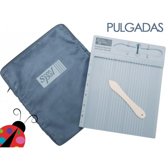 Tabla de marcar papel Scor-Pal Mini Pulgadas