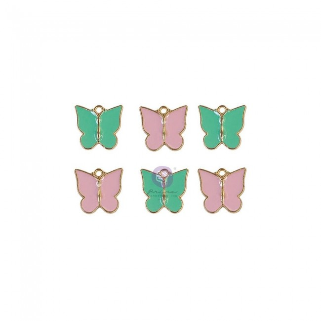 Set de Charms My Sweet By Frank Garcia Butterfly