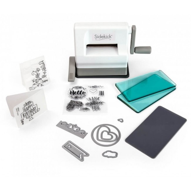 Kit inicio Sidekick - White/Gray