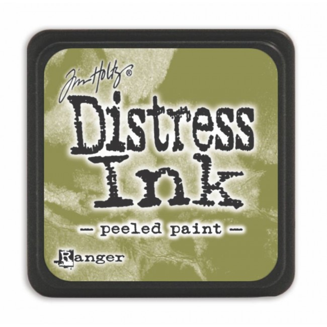 Tinta Mini Distress Ink Peeled Paint