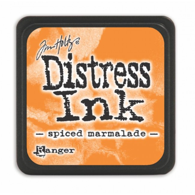Tinta Mini Distress Ink Spiced marmalade
