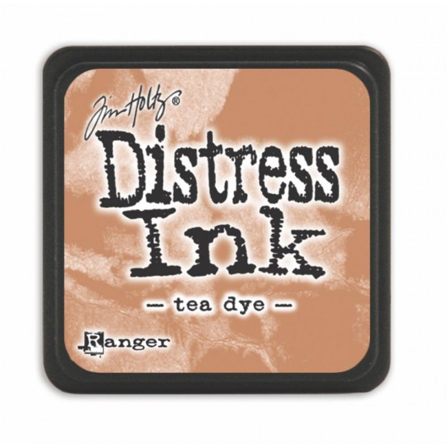 Tinta Mini Distress Ink Tea Dye