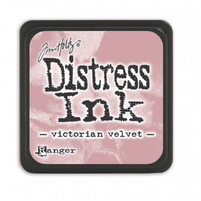 Tinta Mini Distress Ink Victorian Velvet