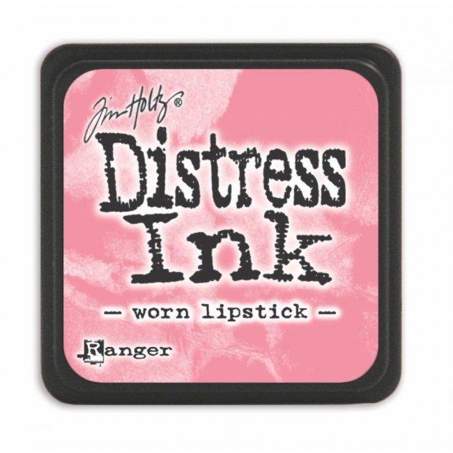 Tinta Mini Distress Ink Worn Lipstick