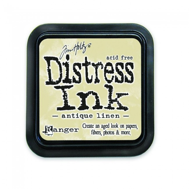 Tinta Distress Ink Antique Linen