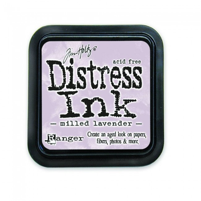Tinta Distress Ink Milled Lavender