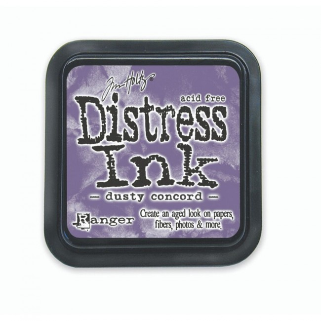 Tinta Distress Ink Dusty Concord