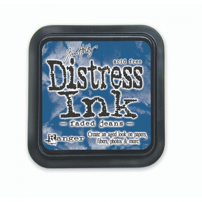 Tinta Distress Ink Faded Jeans