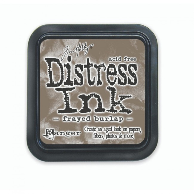 Tinta Distress Ink Frayed Burlap